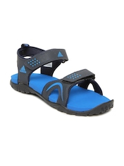 Adidas Men Grey Esta Sports Sandals