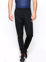 Adidas Men Black KP13 Track Pants
