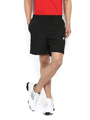 Adidas Men Black Running Shorts