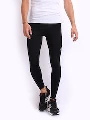 Adidas Men Black Tights