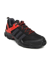 Adidas Men Black Trail Charger Sports Shoes