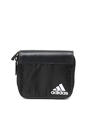 Adidas Men Black Wallet