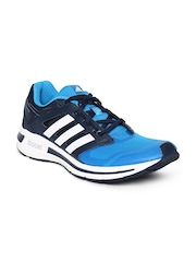 Adidas Men Blue and Navy Revenergy Techfit M Running Shoes