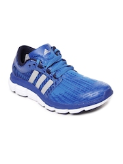 Adidas Men Blue Adipure Ride Sports Shoes