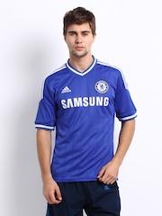 Adidas Men Blue Chelsea FC Jersey