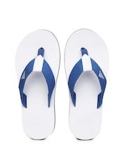Adidas Men Blue Flip Flops