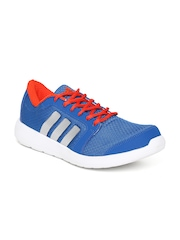Adidas Men Blue Hellion M Running Shoes