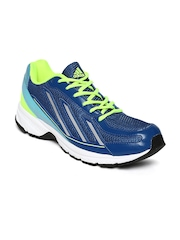Adidas Men Blue Victorio M Running Shoes