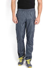 Adidas Men Charcoal Grey Track Pants