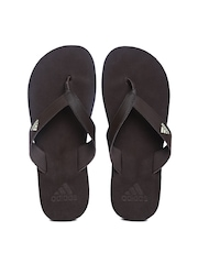 Adidas Men Brown Flip-Flops