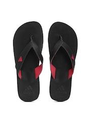 Adidas Men Black Flip-Flops