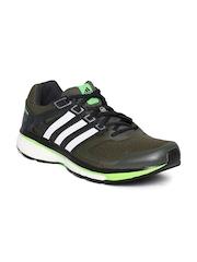 Adidas Men Green Supernova Glide 6 M Running Shoes