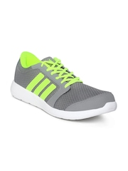Adidas Men Grey Hellion M Running Shoes