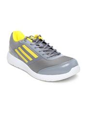 Adidas Men Grey Lunett M Running Shoes