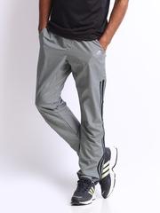 Adidas Men Grey Track Pants
