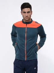 Adidas Men Navy CLY TRACK TOP Training Jacket