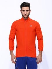Adidas Men Orange QUE JKT M Running Jacket