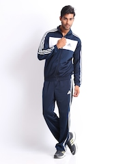 Adidas Men Navy Entry Track Suit