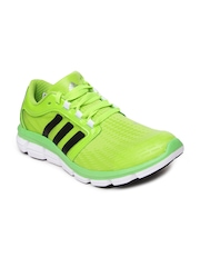 Adidas Men Neon Green Adipure Ride Sports Shoes