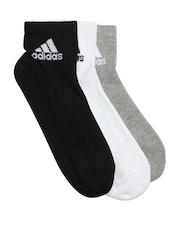 Adidas Men Set of 3 Socks