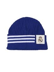 Adidas Men Blue Real Madrid Football Club Beanie