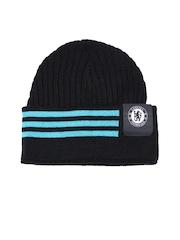 Adidas Men Navy Chelsea Football Club Beanie