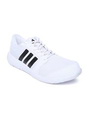 Adidas Men White Hellion Sports Shoes