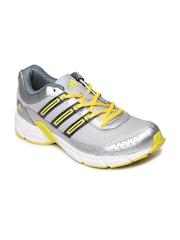 Adidas Men Silver Toned & Grey Nubra Sports Shoes