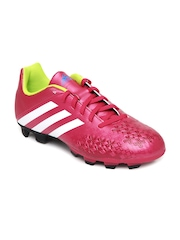 Adidas Men Pink Predito LZ TRX FG Sports Shoes