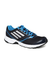 Adidas Men Navy & Blue Ronis M Running Shoes