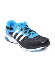 Men Black & Blue Lightster Stab Sports Shoes Adidas