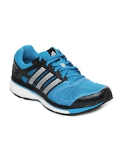Adidas Men Blue Supernova Glide 6 M Sports Shoes