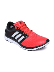Adidas Men Orange & Black Adipure Ride M Running Shoes