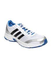 Adidas Men White Vanquish 6 Sports Shoes