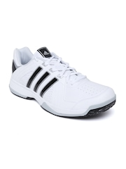 Adidas Men White Response Approach Sports Shoes