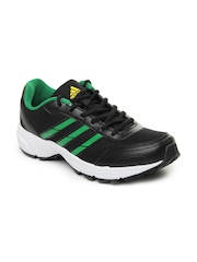 Adidas Men Black Yago Sports Shoes