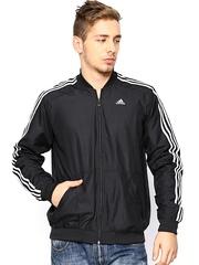 Adidas Men Black Training Jacket