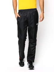 Adidas Men Black CLIMA BR WIN PT Tennis Track Pants