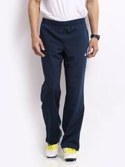 Adidas Men Navy Trackpants