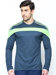 Adidas Men Navy RSP LS T M Running T-shirt