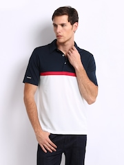 Ashworth Men Navy Polo T-shirt