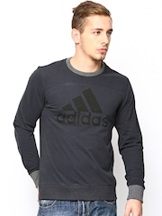 Adidas Men Navy Training T-shirt