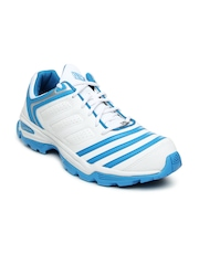 Adidas Men White 22YDS Trainer 3 Sports Shoes
