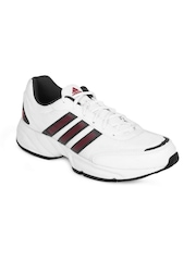 Adidas Men White Alcor M Sports Shoes