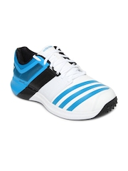 Adidas Men White Adipower Vector Sports Shoes