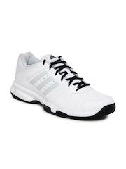 Adidas Men White Barracks F10 Sports Shoes