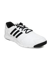 Adidas Men White Essential Star Sports Shoes