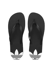 Originals Men Black Flip Flops Adidas