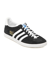 Adidas Originals Men Black Gazelle OG Casual Shoes