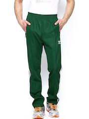 Men Green Europa TP Track Pants Adidas Originals